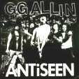 Single Antiseen & GG Allin : Violence now - Cock on the loose (Jettison)