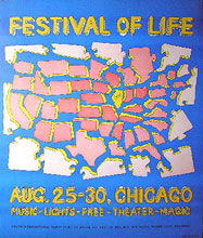 FESTIVAL OF LIFE - CHICAGO 1968