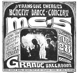 Go to MC5 Posters GALLERY