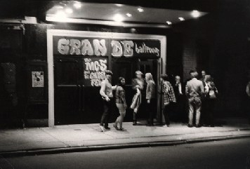 Oct. 1966 - Opening night at the GRANDE BALLROOM - Photo by Emil BACILLA