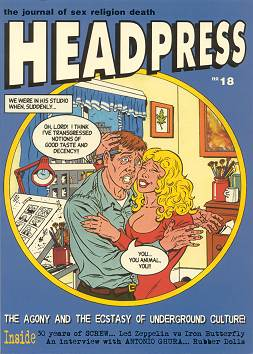 Headpress #18