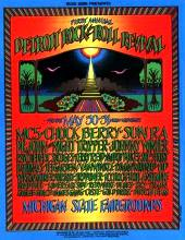 Famous FIRST ANNUAL ROCK & ROLL FESTIVAL
